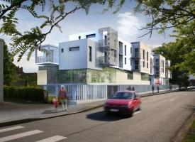 Résidence Corrèze Parc – 40 logements + bureaux