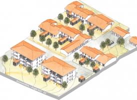 30 logements «Les Floraisons» – OPH Limoges