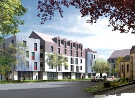 60 logements, «Ilôt Saint – Géraud» à AURILLAC